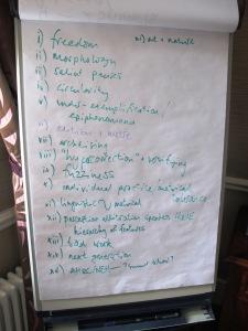 Flipchart workshop